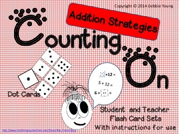Counting On  Addition Fluency Practice