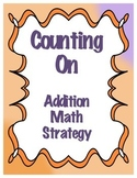 Counting On - Addition Strategy
