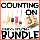 Counting On Addition Strategy Bundle