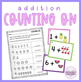 Addition: Counting On Unit