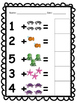 Counting On Addition with Pictures