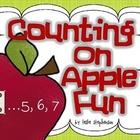 Counting On Apple Fun