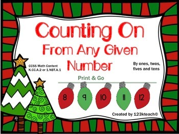 Counting On Christmas Style