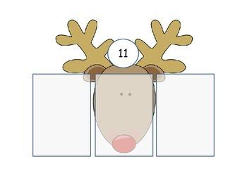 Counting On - Christmas theme