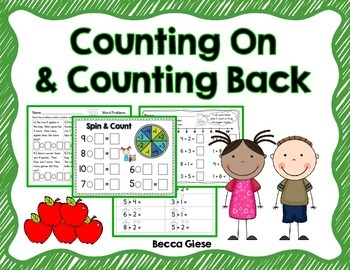 Counting On & Counting Back