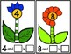 Counting On Flowers with Play Dough Activity