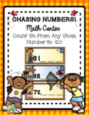 Counting On From a Given Number – Chasing Butterflies (Num