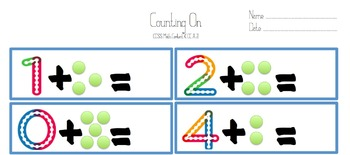 Counting On: Introducing Addition