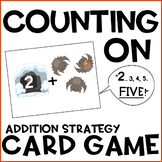 Counting On Addition Center Bat Cave