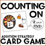 Counting On Addition Center Turkey Treats