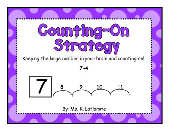 Counting On Math Strategy