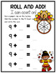 Counting On-Roll and Add Math Game