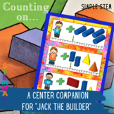 Counting On Simple STEM - Jack the Builder Companion Book