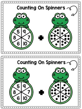 Counting On Spinners