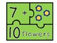 Counting On Strategy with Spring Math Puzzles