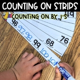 Counting On Strips   Count by Ones
