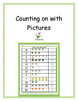 Counting On Using Pictures