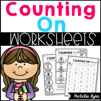 Counting On Worksheets