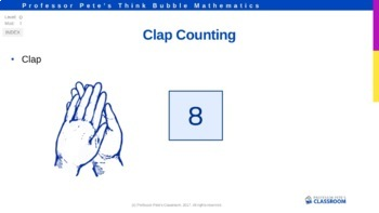 Counting On and Back to 10 PPT (Lesson 1) FREE