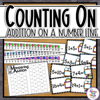 Addition 1-20 ~ Counting On from a given number