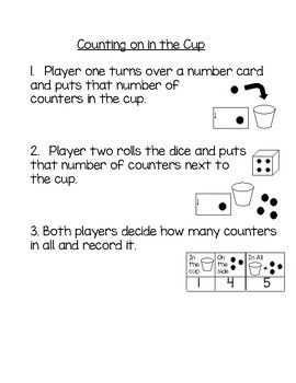 Counting On in the Cup