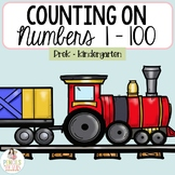 Counting On to 100 - Practice Counting On from a Given Number