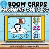 Counting On to 30 Boom Cards