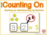 Counting On to Solve Addition Equations- Fall Theme
