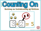 Counting On to Solve Addition Equations- Spring Theme