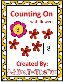 Counting On with Flowers