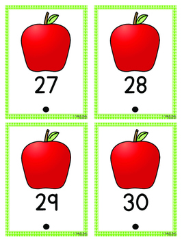 Counting One to One (Apple Count and Hook)