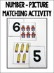 Counting & One-to-One Correspondence Activities {Back to S