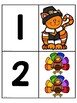 Counting & One-to-One Correspondence Activities {Thanksgiving Edition}