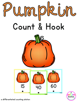 Counting One to One (Pumpkin Count and Hook)