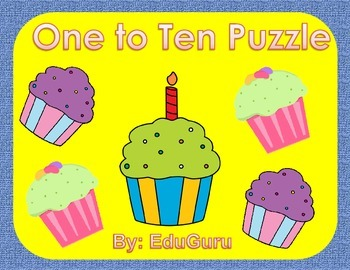 Counting One to Ten Puzzle