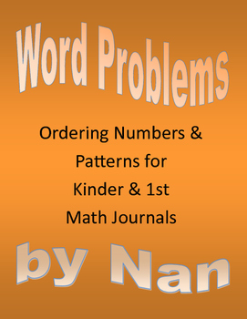 Counting Order and Pattern Word Problems