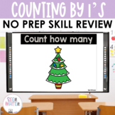 Counting Ornaments - Counting by 1's to 10 See it Write it