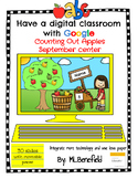 Counting Out Apples - September Center (in Google: Digital and Interactive)