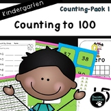 Counting Pack 1 (Kindergarten, K.CC.1 and K.CC.2)