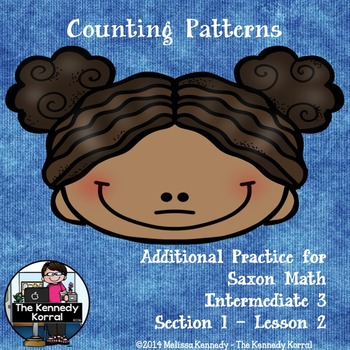 Counting Patterns {Skip Counting; Identify, Write and Exte