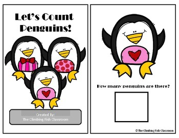Counting Penguins Adapted Book