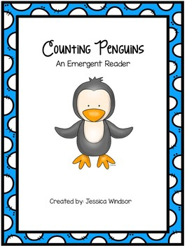 Counting Penguins - An Emergent Reader