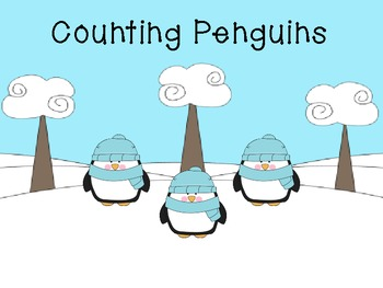 Interactive Counting Penguins Notebook
