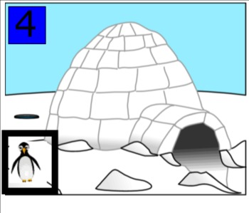 Counting Penguins Smart Notebook