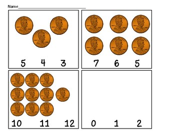 Counting Pennies 2