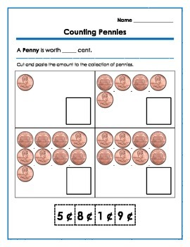 Counting Pennies
