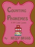 Counting Phonemes in Kindergarten
