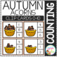 Counting Picture Clip Cards 0-10: Autumn Bundle