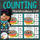 Counting Picture Clip Cards 0-20: Bundle 3