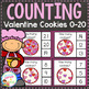 Counting Picture Clip Cards 0-20: Bundle